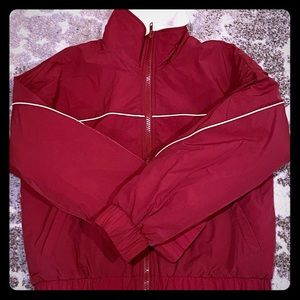 Windbreaker style jacket